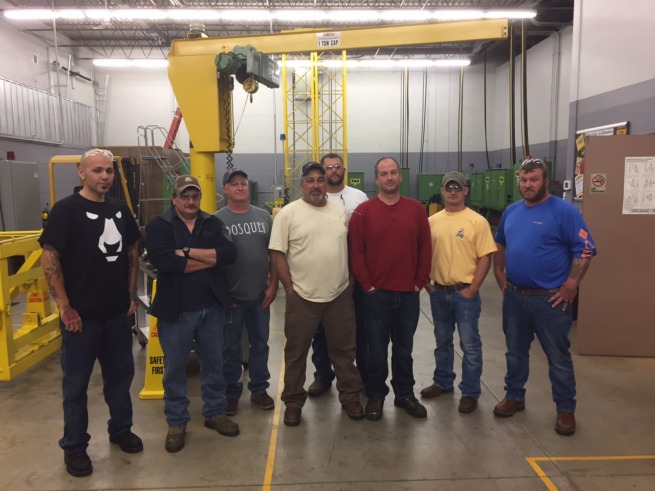 Overhead Crane Electrical Maintenance : Overhead crane mechanical maintenance course the