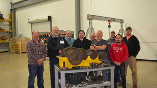 Overhead Crane Mechanical Maintenance course in December