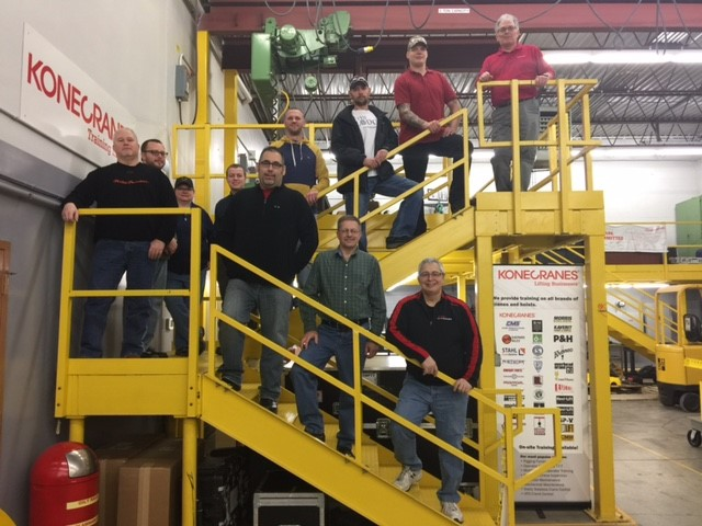 Overhead Crane And Rigging Training Edmonton : Overhead crane operator rigging train the trainer