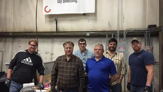 Operator & Rigging Train-The-Trainer Class in Springfield, OH