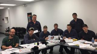 Frequent (Monthly) Inspection Class in Northern, WI
