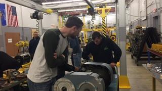 Overhead Crane Mechanical Maintenance