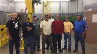 Overhead Crane Mechanical Maintenance Course