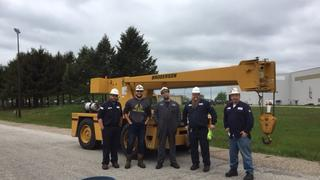 Mobile Crane Operator & Train-The-Trainer with John