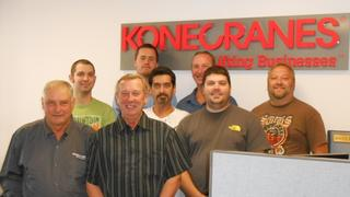 Mobile Crane Inspection Class - August 2012